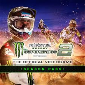 Monster Energy Supercross The Official Videogame 2 Season Pass Ps4 Digital & Box Price Comparison