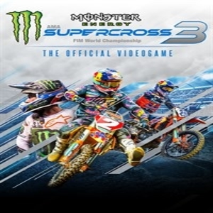 Monster Energy Supercross The Official Videogame 3 Xbox Series Price Comparison