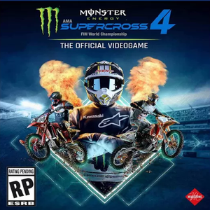 Monster Energy Supercross The Official Videogame 4 Ps4 Price Comparison