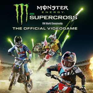 Monster Energy Supercross The Official Videogame Xbox One Code Price Comparison
