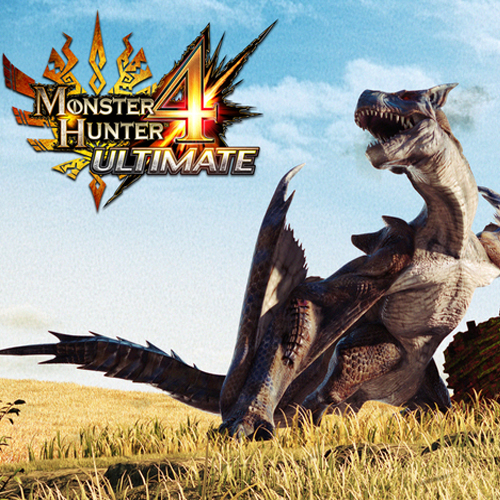 Buy Monster Hunter 4 Ultimate Nintendo 3DS Download Code Compare Prices