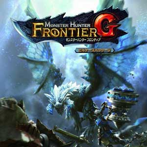 Monster Hunter Frontier G PS3 Code Price Comparison