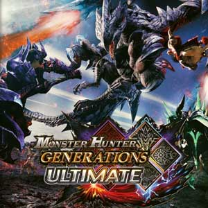 Monster Hunter Generations Ultimate Nintendo Switch Digital & Box Price Comparison