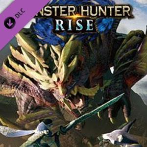 Monster Hunter Rise Kamura Village Summer Remix BGM Nintendo Switch Price Comparison