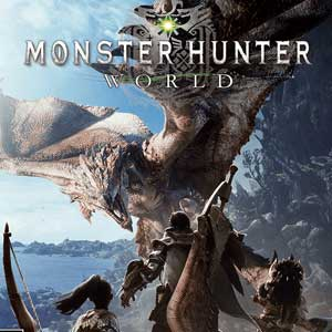 Monster Hunter World PS4 Code Price Comparison