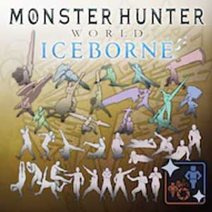 Monster Hunter World Iceborne Complete Gesture & Pose Pack Xbox One Price Comparison