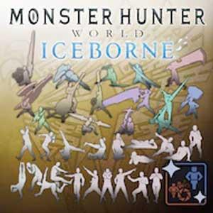 Monster Hunter World Iceborne Complete Gesture & Pose Pack