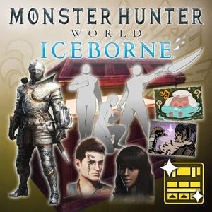 Monster Hunter World Iceborne Deluxe Kit Ps4 Digital & Box Price Comparison