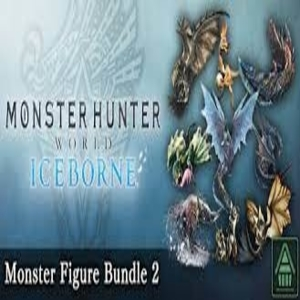 Monster Hunter World Iceborne Figure Bundle 2
