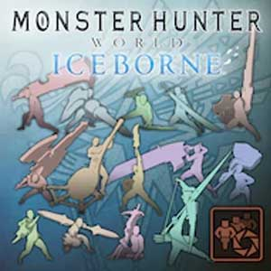 Monster Hunter World Iceborne Pose Set Weapon Pose Ps4 Price Comparison