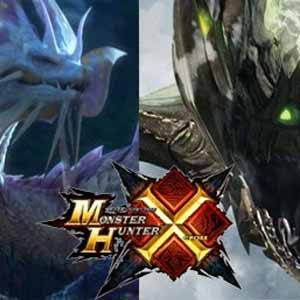 Buy Monster Hunter X Nintendo 3DS Download Code Compare Prices