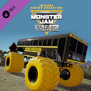 Monster Jam Steel Titans 2 Inverse Higher Education