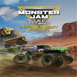 Monster Jam Steel Titans Power Out Bundle Xbox Series Price Comparison