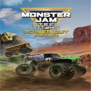 Monster Jam Steel Titans Power Out Bundle Ps4 Price Comparison