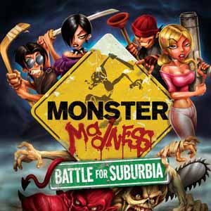 Monster Madness Battle for Suburbia XBox 360 Code Price Comparison