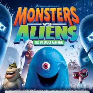 Monsters vs Aliens XBox 360 Code Price Comparison