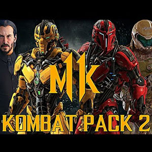 Mortal Kombat 11 Kombat Pack 2 PS5 Price Comparison