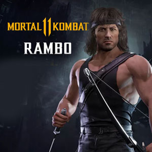 Mortal Kombat 11 Rambo