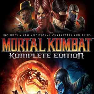 Mortal Kombat Xbox 360 Code Price Comparison