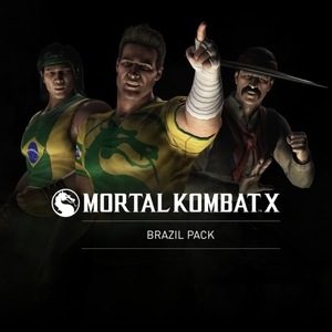 Mortal Kombat X Brazil Pack Ps4 Digital & Box Price Comparison
