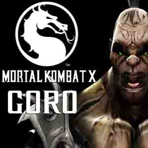 Mortal Kombat X Goro Digital Download Price Comparison