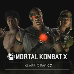 Mortal Kombat X Klassic Pack 2 Digital Download Price Comparison