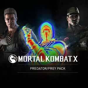 Mortal Kombat X Predator Prey Pack Digital Download Price Comparison
