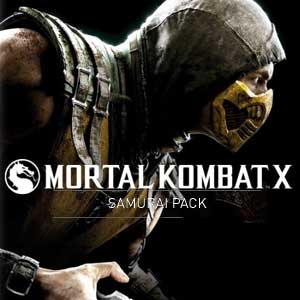 Mortal Kombat X Samurai Pack Digital Download Price Comparison