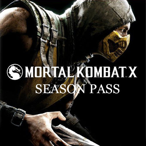 Mortal Kombat X Season Pass Digital Download Price Comparison