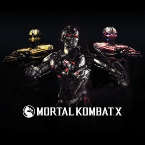 Mortal Kombat X Triborg