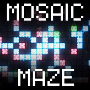 Mosaic Maze Digital Download Price Comparison