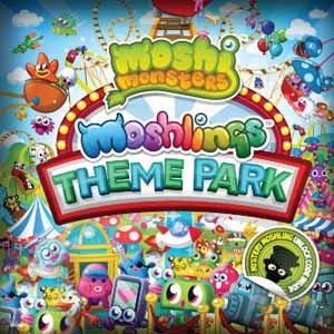 Buy Moshi Monsters Moshlings Theme Park Nintendo 3DS Download Code Compare Prices