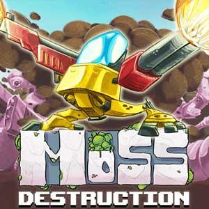 Moss Destruction