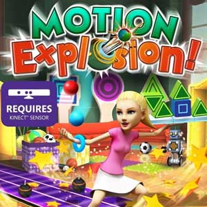 Motion Explosion Xbox 360 Code Price Comparison