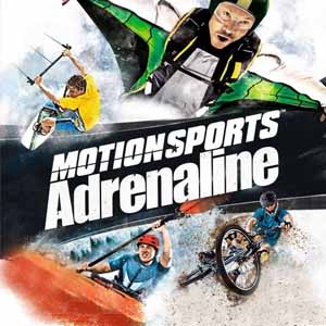 Motionsports Adrenaline XBox 360 Code Price Comparison
