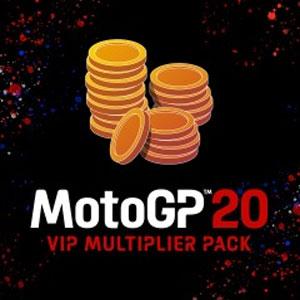MotoGP 20 VIP Multiplier Pack Ps4 Digital & Box Price Comparison