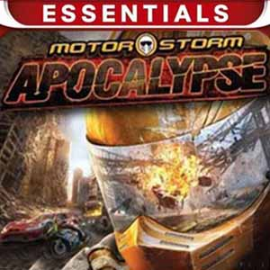 Motorstorm Apocalypse Essentials Ps3 Code Price Comparison