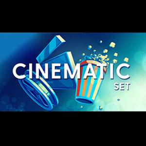 Movavi Video Editor Plus 2021 Effects Cinematic Set