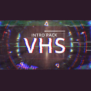 Movavi Video Editor Plus 2021 Effects VHS Intro Pack