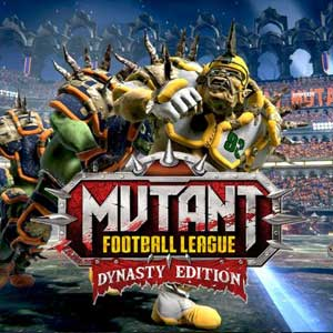 Mutant Football League Dynasty Edition Nintendo Switch Digital & Box Price Comparison