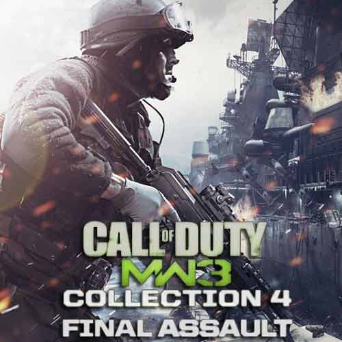 Download MW3 Collection 4 Final Assault Computer Game Price Comparison