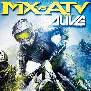 MX vs ATV-Alive Xbox 360 Code Price Comparison