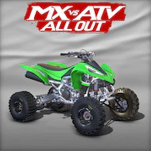 MX vs ATV All Out 2011 Kawasaki KFX450R