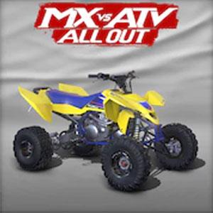 MX vs ATV All Out 2011 Suzuki LT-R450