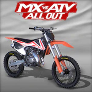 MX vs ATV All Out 2017 KTM 125 SX