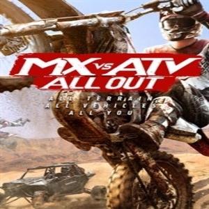 MX vs ATV All Out Xbox Series Price Comparison