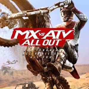 MX vs ATV All Out Xbox One Code Price Comparison