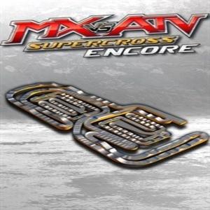 MX vs ATV Supercross Encore James Stewart Compound
