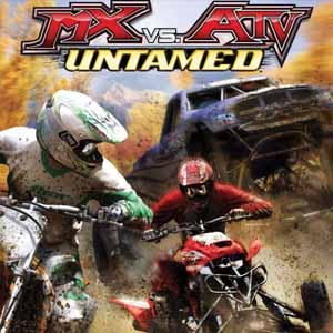 MX vs ATV-Untamed Xbox 360 Code Price Comparison