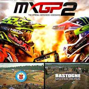 MXGP2 Agueda and Bastogne Tracks Digital Download Price Comparison